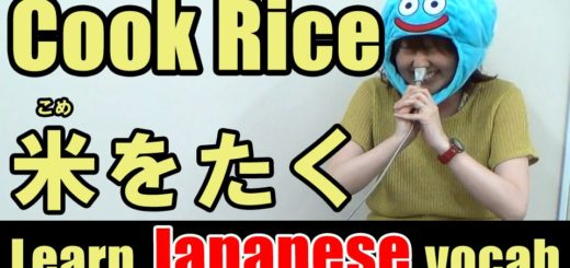 cook rice japanese